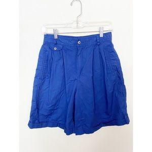 Vintage Liz Sport High Rise Shorts